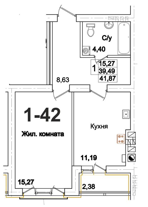 Квартира Вокзальная, Пионерский