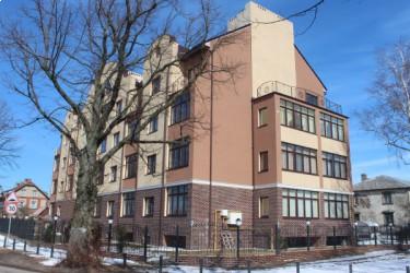Квартира Советская, Янтарный