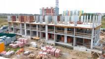 21сентября - Фото строительства ЖК Олимпия