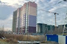 27декабря2017 - Фото строительства ЖК на ул. Летней