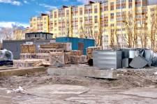 26марта - Фото строительства ЖК на ул. Летней