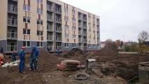 25октября2017 - Фото строительства квартала на Летней-Коммунистической
