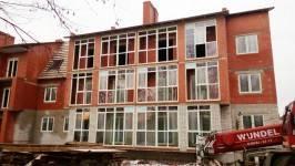 11декабря2017 - Фото строительства дома на ул. Подполковника Емельянова