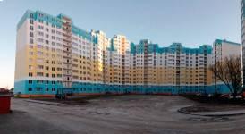 01января - Фото строительства квартала на ул. Орудийной