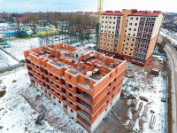 21февраля - Фото строительства ЖК Прибалтийская Ривьера