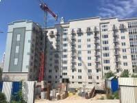 28мая - ЖК Жилые дома по ул. Малоярославской II очередь. Фото строительства