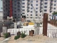 01июня - Жилой дом по ул. Малоярославской. Фото строительства