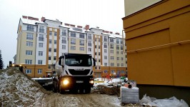 Добавил Светлана от 24января - Фото строительства дома на ул. Спортивной, 62