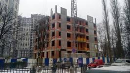 Добавил Светлана от 24января - Фото строительства дома на ул. Косм. Леонова