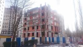 """14февраля - """"Дом на Леонова"""". Фото строительства"""