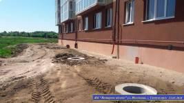 23мая - Фото строительства ЖК Янтарное яблоко