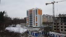 11декабря2017 - Фото строительства дома №1, ЖК Майский