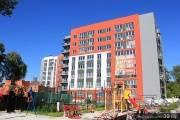 Добавил Светлана от 31июля2017 - Фото со строительства жилого комплекса Янтарный дом 2