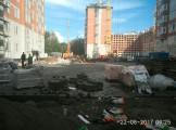22августа2017 - Фото строительства ЖК Парковый квартал