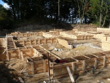 26сентября2015 - Фото строительства дома на Рабочей, 6-Б в Пионерском