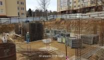 02апреля2016 - Фото строительства дома в Майском проезде, 12, Светлогорск