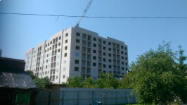 18мая - Фото строительства. Жилые дома по ул. Свердлова