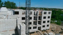 21июня - Фото строительства ЖК на ул. Свердлова