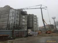 17января - Фото строительства жилого дома Комфорт