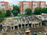 20сентября - Фото строительства Дома на Куйбышева