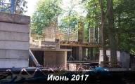 22июня2017 - Фото строительства дома на ул. Тихомирова - Токарева