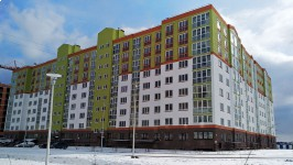 Добавил Светлана от 02марта - Фото строительства ЖК Атлант