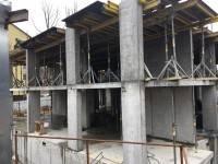 02апреля - Фото строительства жилого дома на ул. Сосновой