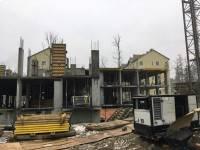 21марта - Жилой дом по ул. Сосновой, фото строительства