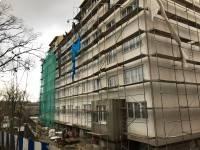 23ноября2017 - Фото строительства дома на ул. Докука, 27Б
