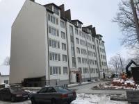 09февраля - Жилой дом на ул. Докука, 27Б. Фото строительства