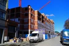 Добавил Светлана от 21марта - Фото строительства дома на Артиллерийской, 34