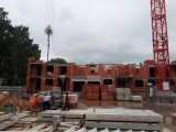 12сентября - Фото строительства дома на ул. Артиллерийской, 34
