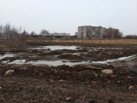 28марта - Жилые дома по ул. Иркутской - А. Суворова. Фото строительства