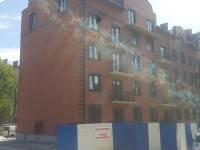 01мая - Дом на ул. Суворова, 33. Фото строительства.