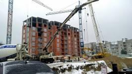 Добавил Светлана от 24января - Фото строительства ЖК Триумф