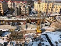 22марта - Фото строительства ЖК Триумф