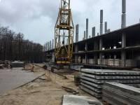 17января - Фото строительства жилого дома Инклюза
