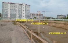 """31мая - Дом на ул. Маршала Жукова (ЖК """"Гарант 2""""). Фото строительства."""