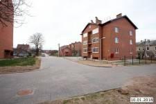 10января - Фото строительства Дома на ул. Красной
