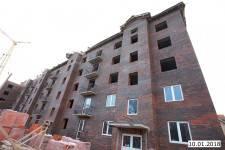 10января - Фото строительства Дома на ул. Дачной