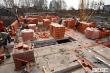 04апреля - Жилые дома по Калининградскому шоссе. Фото строительства