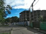 23августа2017 - Фото строительства гостиницы апартаментного типа по ул. Чкалова-ул. Володарского