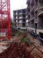 13октября2017 - Фото строительства гостиницы апартаментного типа по ул. Чкалова-ул. Володарского