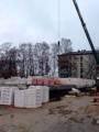 19апреля2017 - Фото строительства дома на ул. Шаманова, 1К в Пионерском