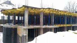 Добавил Светлана от 24января - Фото строительства дома на пр. Мира, 83