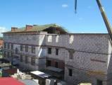 06июля - Фото строительства дома на ул. Киркенесской