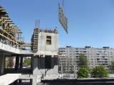 16мая2017 - Фото строительства административного здания на ул. Фрунзе