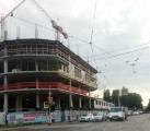 07июня2017 - Фото строительства административного здания на ул. Фрунзе