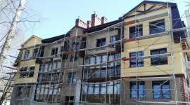 23апреля - Жилой дом на ул. Славянской. Ход строительства.