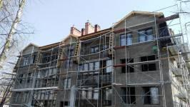 21марта - Жилой дом на ул. Славянской. Ход строительства.